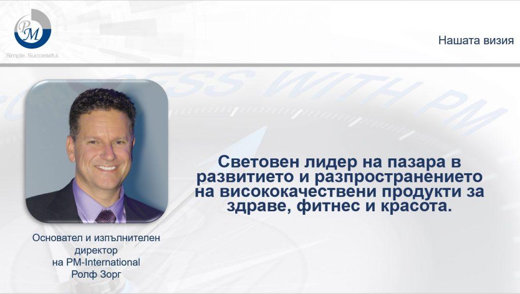 Fitline PM-International Bulgaria