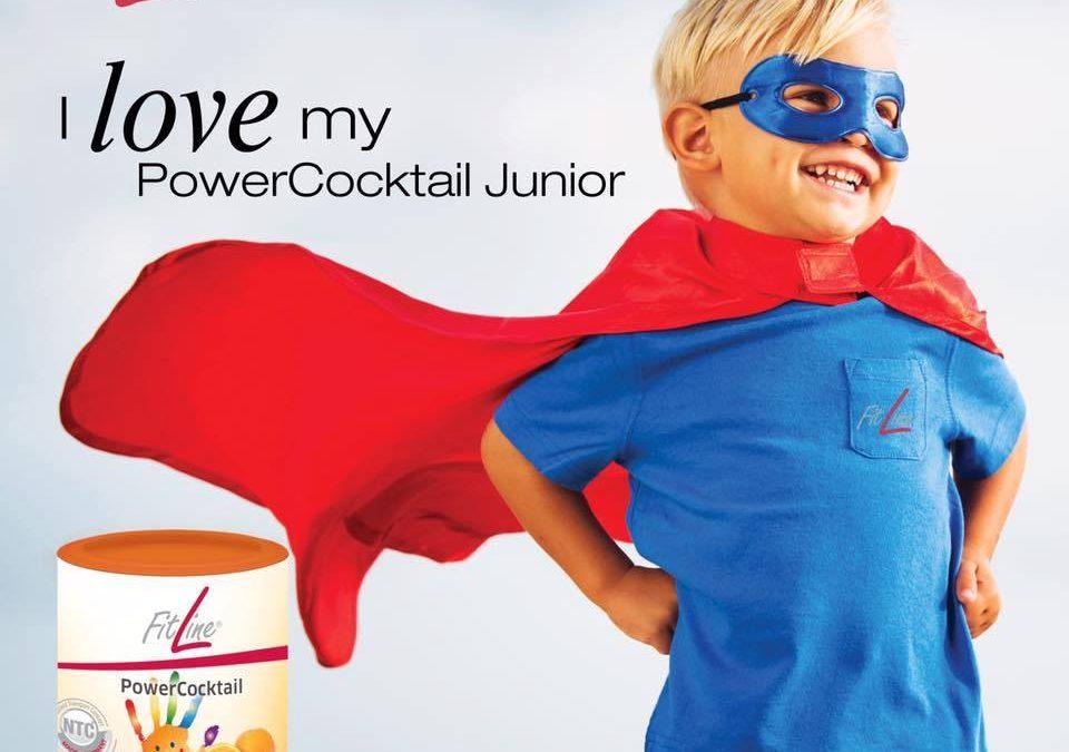 FitLine PowerCocktail Junior  Фитлайн Пауъркоктейл Джуниър